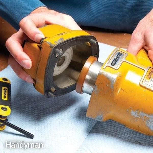 Central Pneumatic Floor Nailer Leaking Air