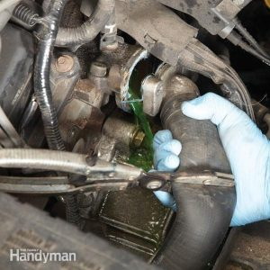 Car Care: How to Change a Thermostat   The Family Handyman