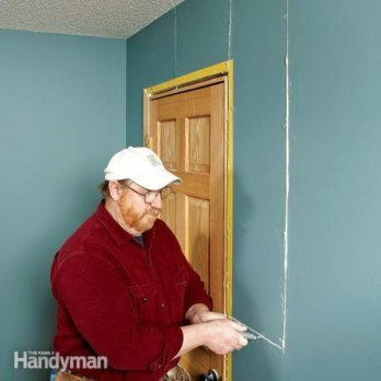 How To Fill Hairline Cracks In Walls