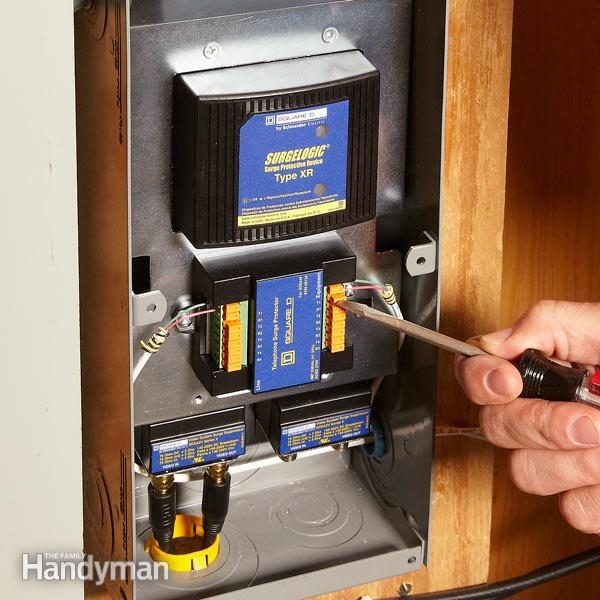 Furnace Wiring Diagram For Ge Power Surge Protect All Your Electronics The Family