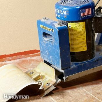 vinyl flooring removal made easy diy