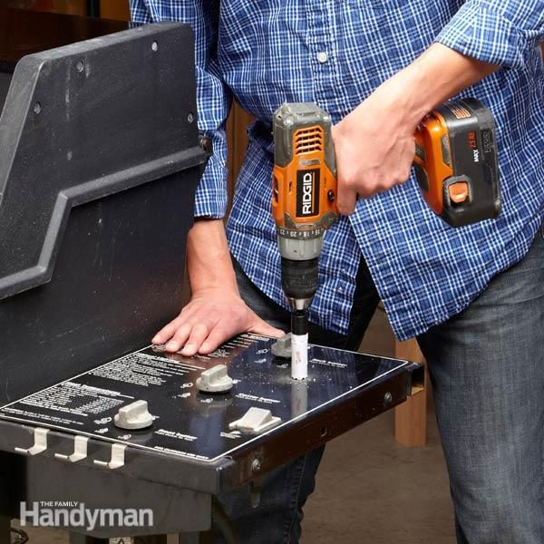 Ignite Your Gas Grill With an Electronic Ignition  The