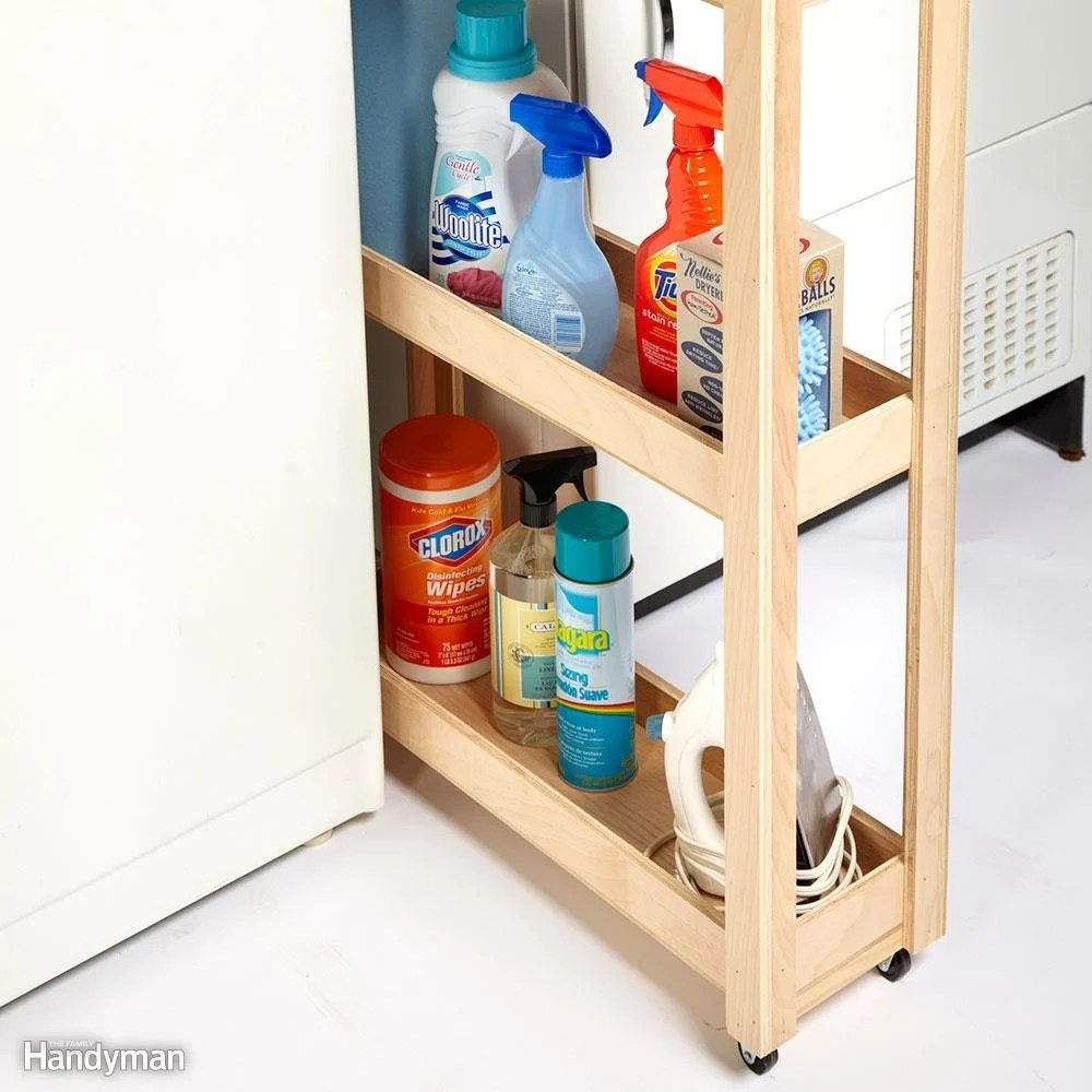 20 Small Space Laundry Room Organization Tips The Family
