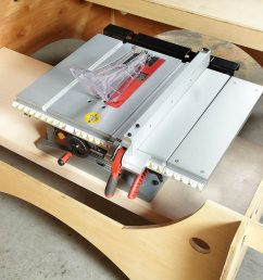 bench top saw table saw table [ 1200 x 1200 Pixel ]