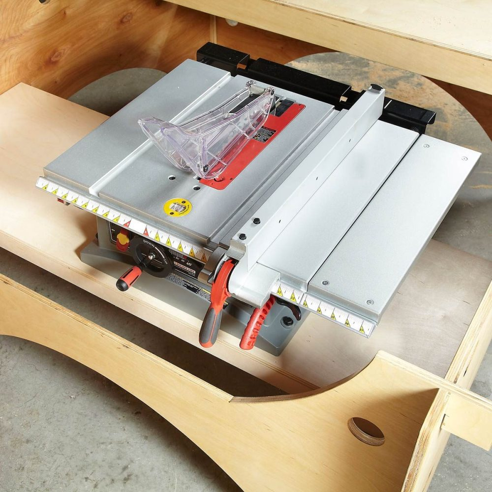 medium resolution of bench top saw table saw table
