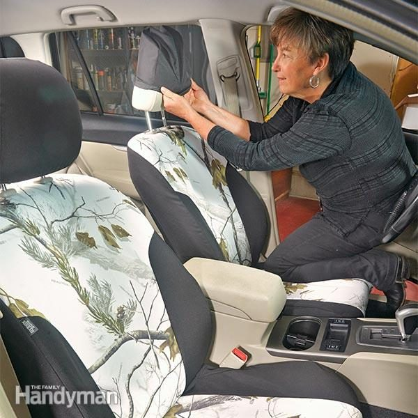 Spruce up Your Car How to Install Seat Covers  The