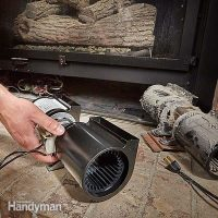 Noisy Gas Fireplace Blower? Here's How to Replace it | The ...