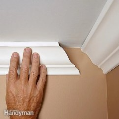 Chair Rail Corners Without Coping Modern Kitchen High Chairs How To Cope Joints The Family Handyman For Wood Corner Trim