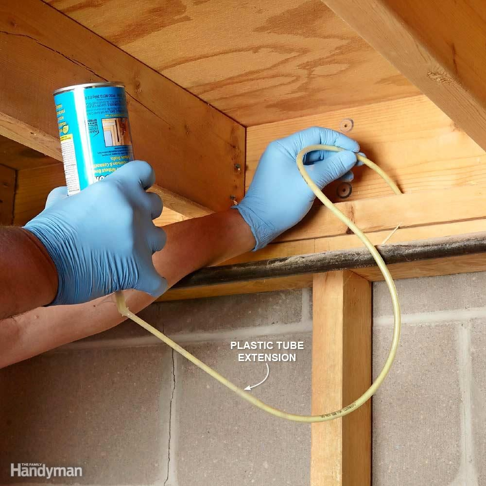 hight resolution of 17 ways to master using spray foam at home