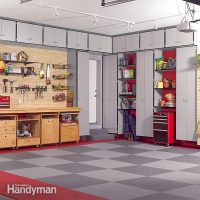 Build the Ultimate Garage Cabinets Yourself | The Family ...