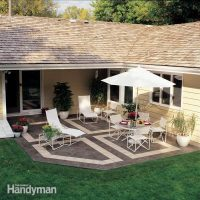 Patio Tiles: How to Build a Patio With Ceramic Tile | The ...
