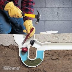 Kitchen Sink Plug Hole Fitting Modern Island Lighting How To Unclog A Drain — Tips From The Family Handyman