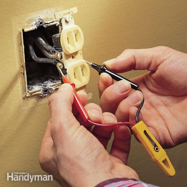How to Make TwoProng Outlets Safer  The Family Handyman