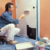 Great Tips for Painting Doors | The Family Handyman