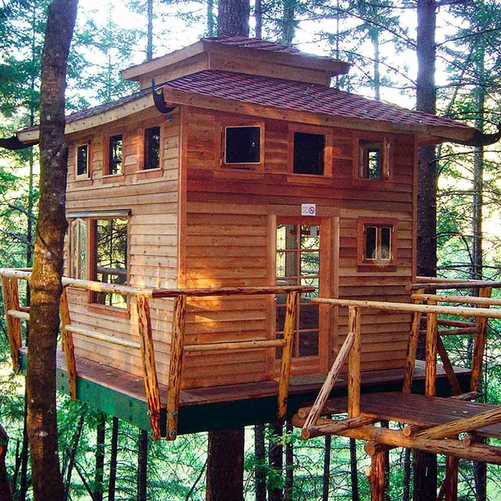 Amazing Tree House Ideas And Building Tips Family Handyman
