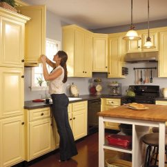 Buy Old Kitchen Cabinets Colored Sinks 18 Cheap Updates That Look Expensive The Family Handyman Paint Tired