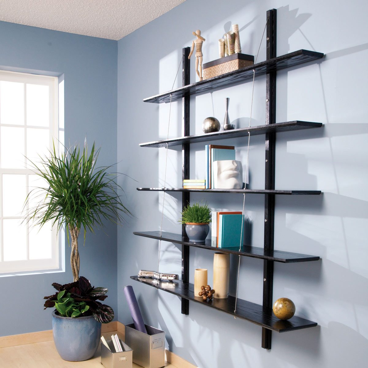 steel chair joints swing stand india 33 bookcase projects and building tips | the family handyman