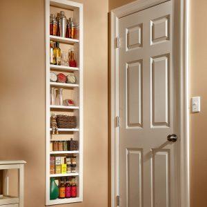 Workshop Wall Shelves