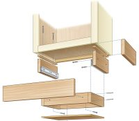 How to Build an Under-Cabinet Drawer  The Family Handyman