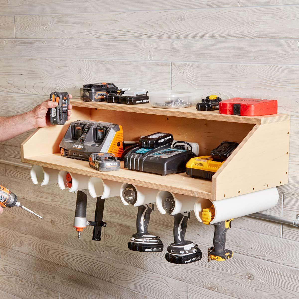 Lathe Tool Storage Ideas