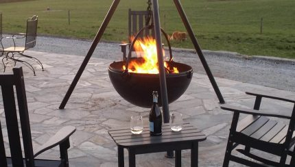 12 Great Backyard Fire Pit Ideas Family Handyman