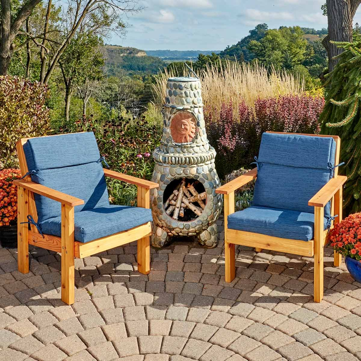 diy patio chairs grey and yellow accent chair 12 incredible pieces of outdoor furniture  the family