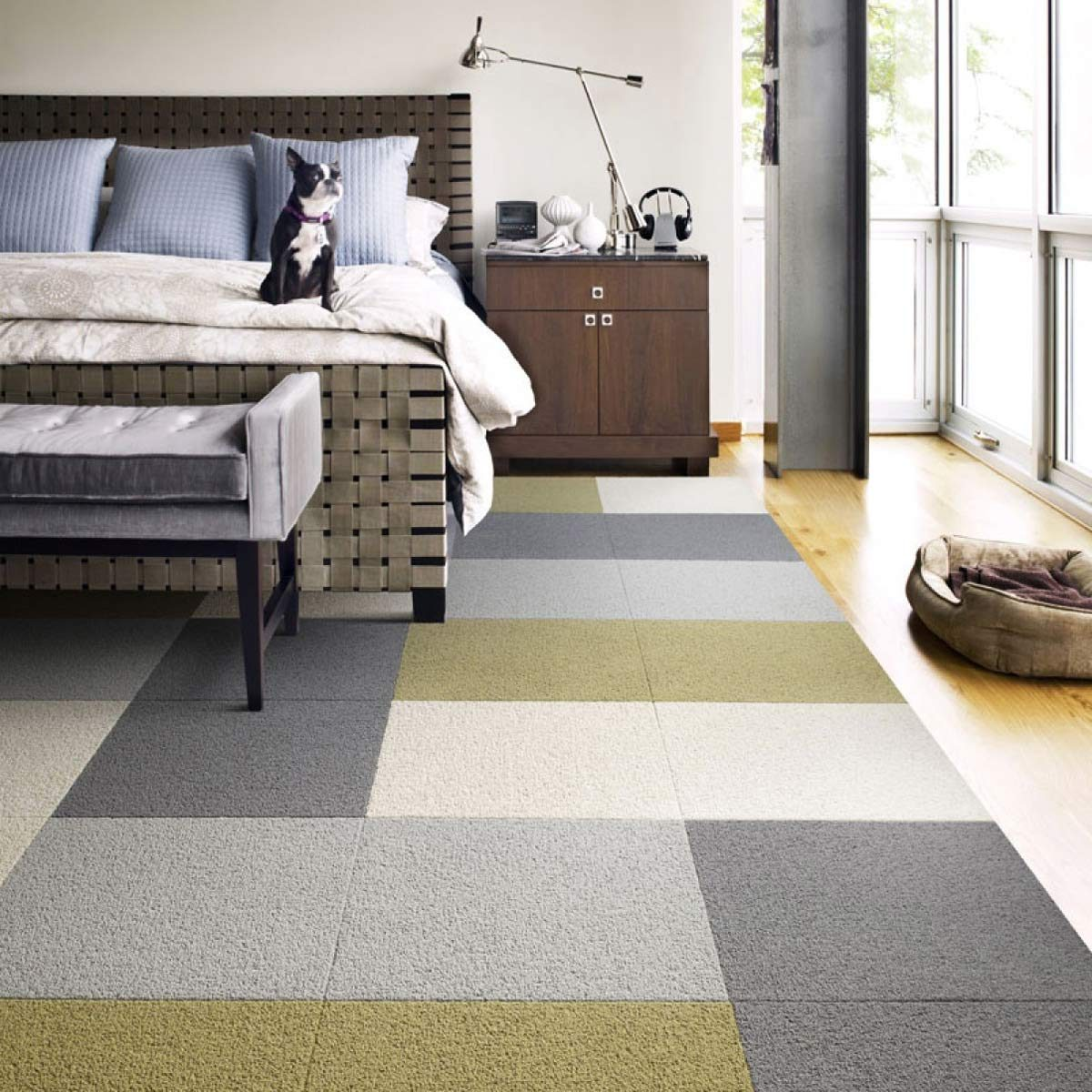 Carpet Tile Design Ideas