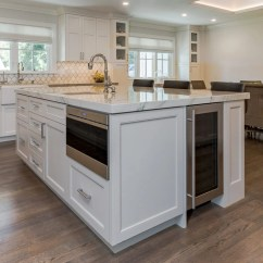 Kitchen Islands Ideas Barn Wood Table 12 Inspiring Island The Family Handyman Integrate Appliances Into Your