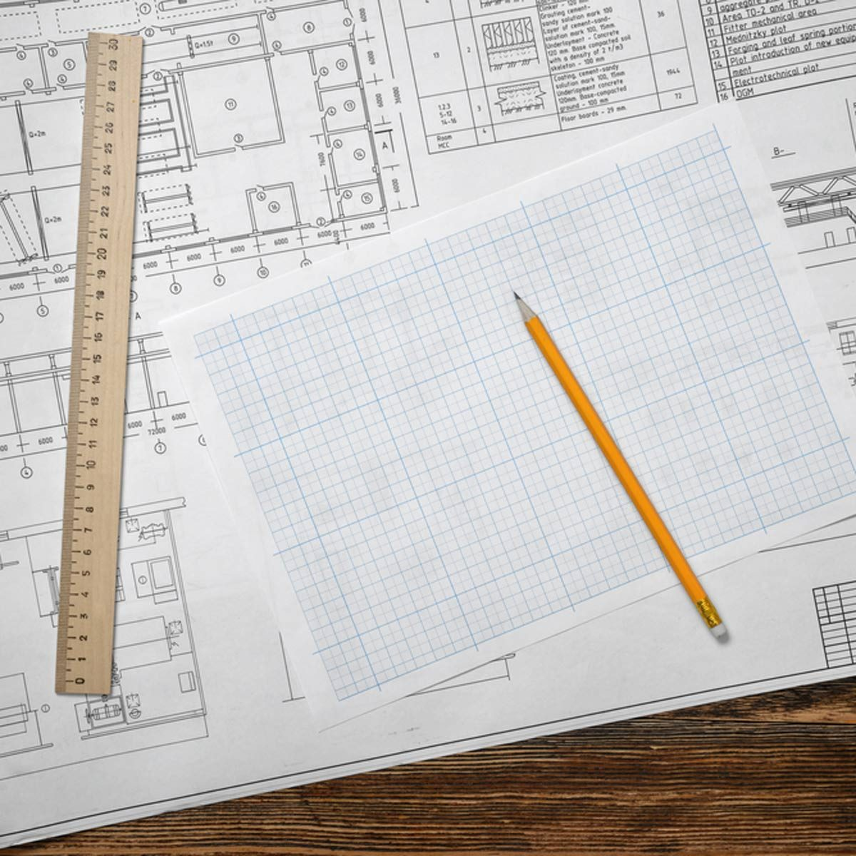 hight resolution of building permits