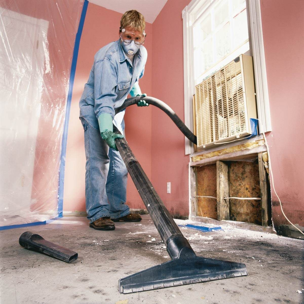 Mold And Mildew Removal The Family Handyman