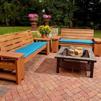 12 Incredible Pieces of DIY Outdoor Furniture  The Family ...