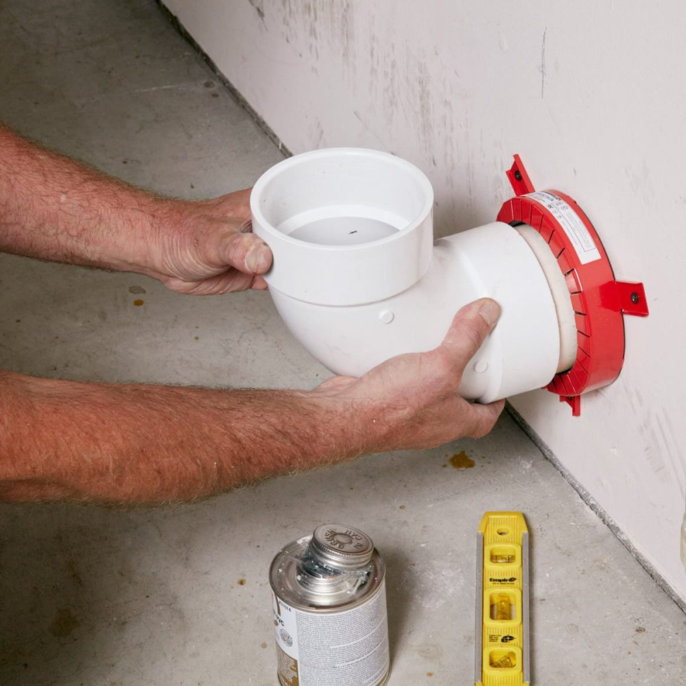 medium resolution of install fire stop collars in garages