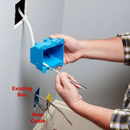 small resolution of fh17ono 582 54 019 run the cable to new outlet