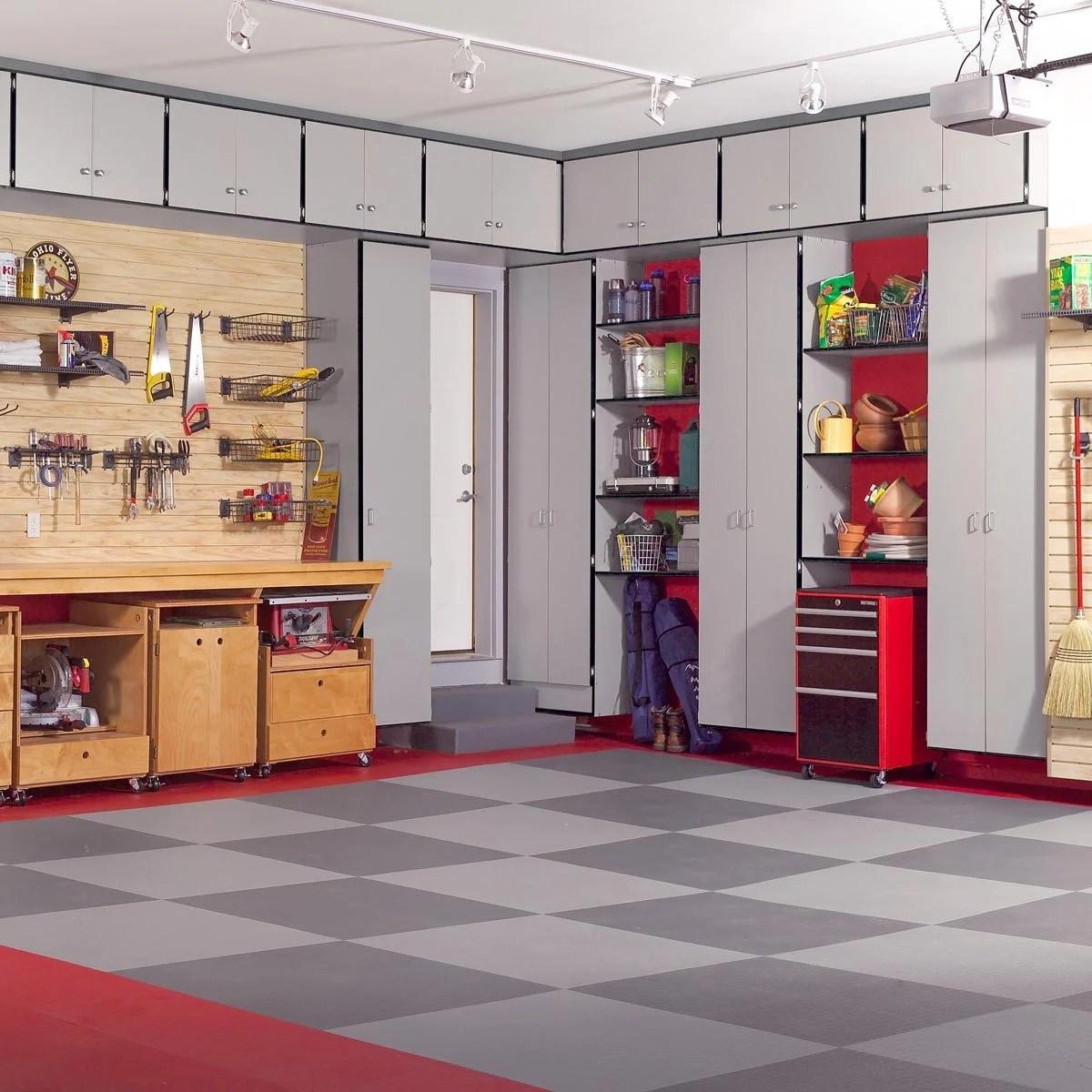 Garage Cabinets Diy Wooden Storage Cabinets