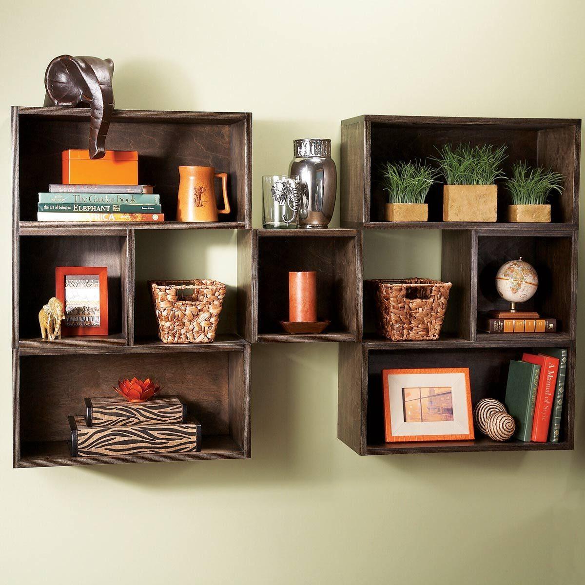 Box DIY Shelves The Family Handyman