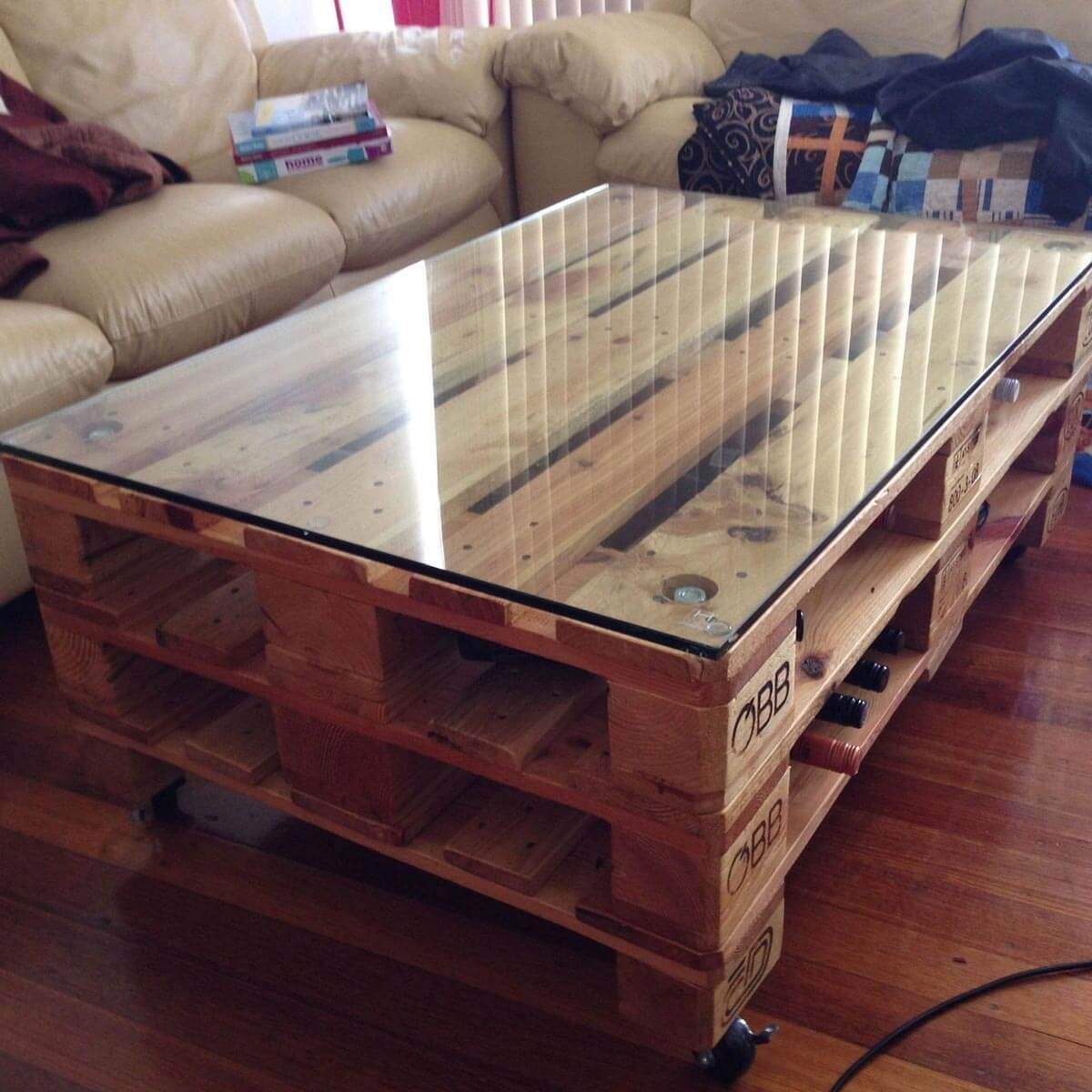 14 diy coffee table ideas and designs