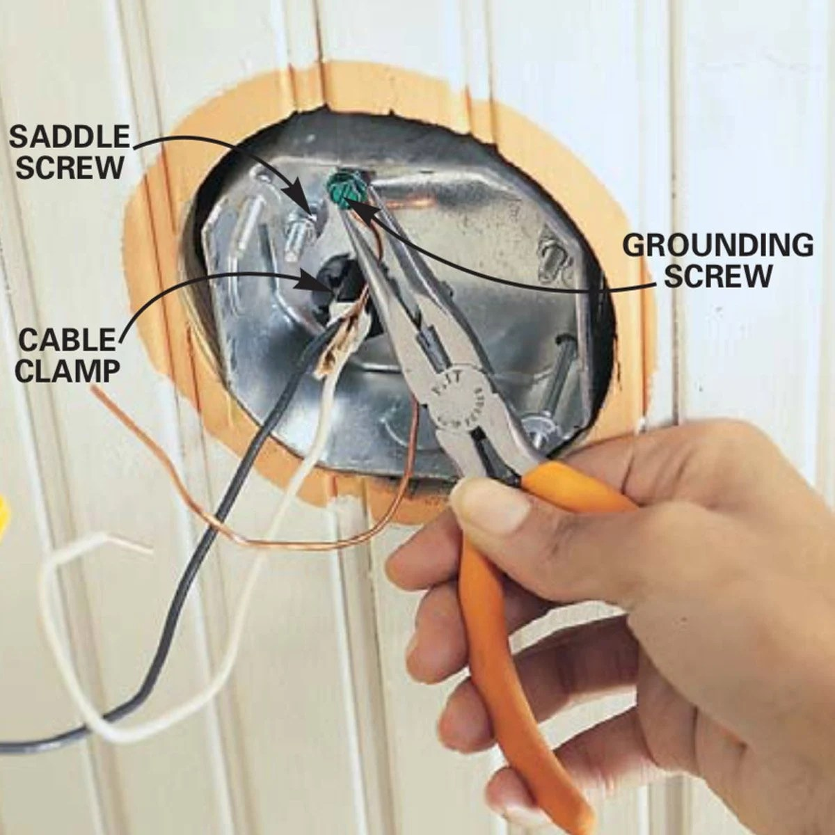 Electrical Wiring For Ceiling Fan