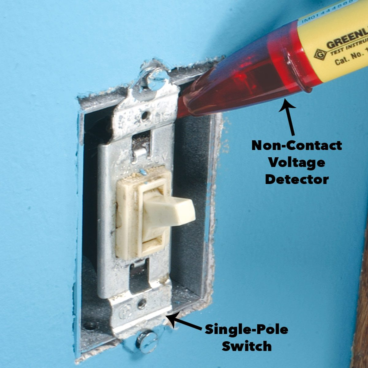 hight resolution of check for hot wires dimmer switch