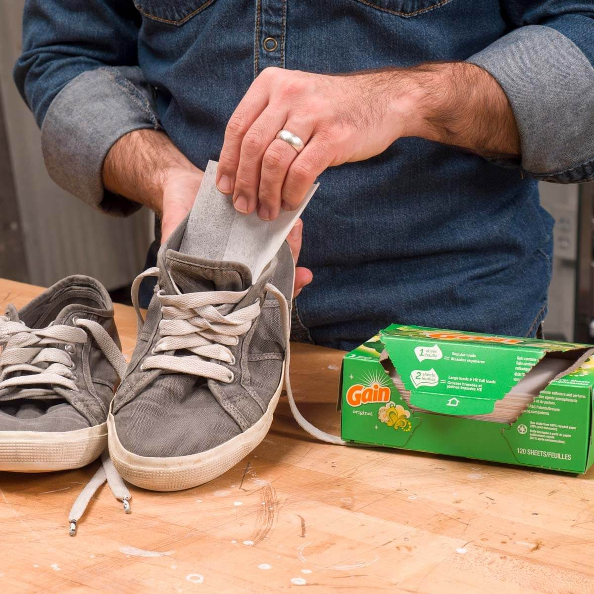 Deodorize Smelly Shoes  The Family Handyman