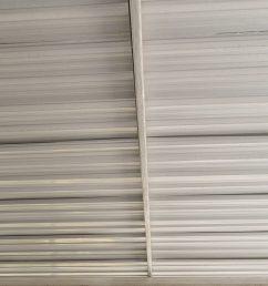 corrugated tin ceiling [ 1200 x 1200 Pixel ]