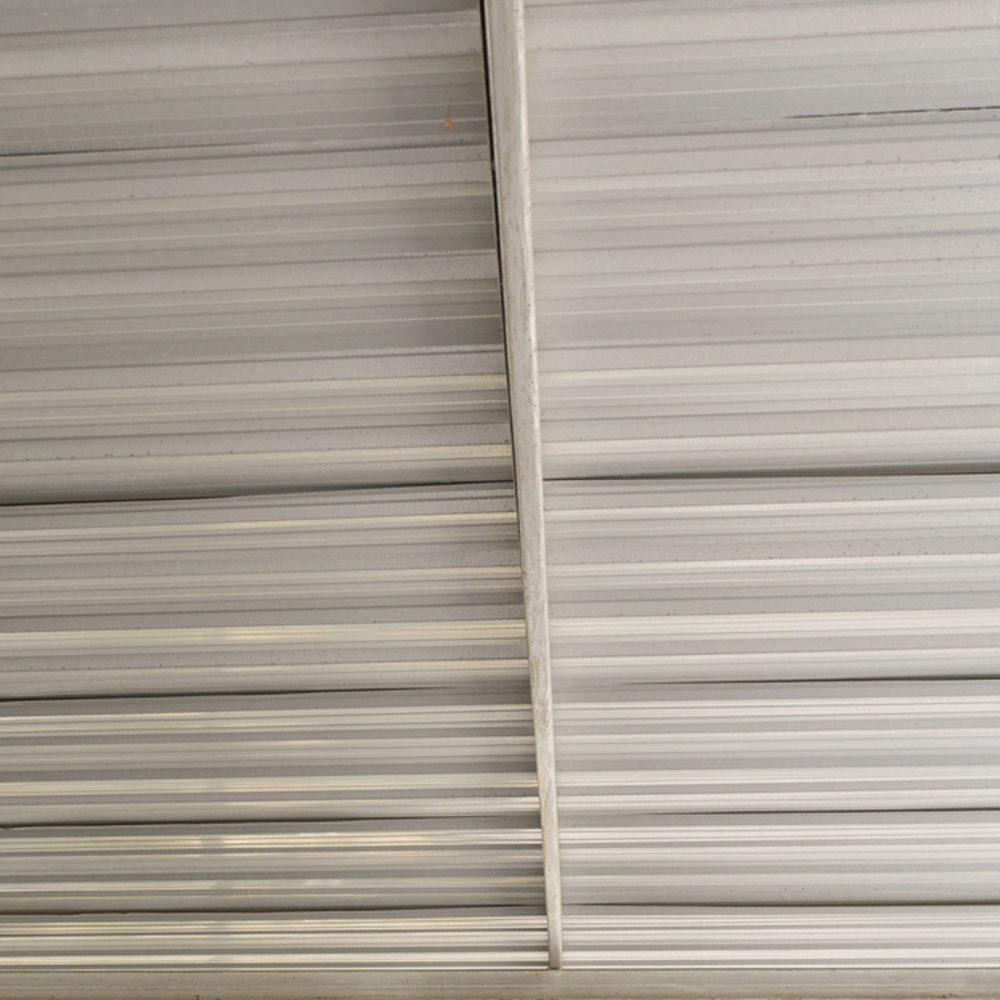 medium resolution of corrugated tin ceiling