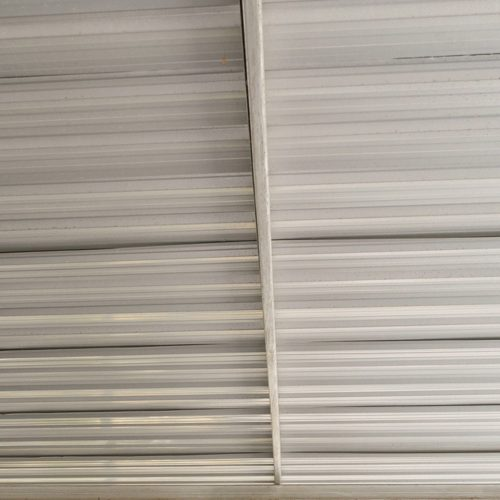 small resolution of corrugated tin ceiling