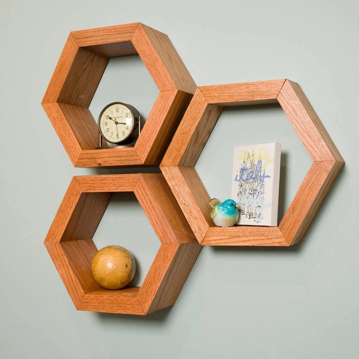 Hexagon Frame Angles
