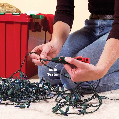 small resolution of christmas tree light bulb tester