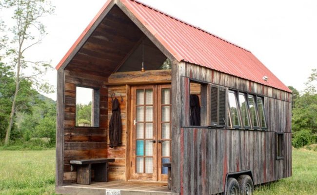 25 Tiny Homes Built From Recycled Material The Family