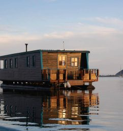 these 51 airbnb houseboats are like living in a floating tiny househouseboat myrtle knysna south [ 1200 x 1200 Pixel ]