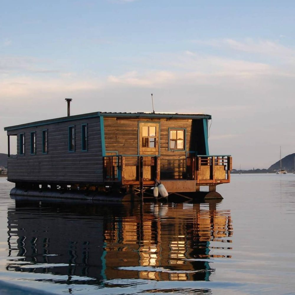 medium resolution of these 51 airbnb houseboats are like living in a floating tiny househouseboat myrtle knysna south