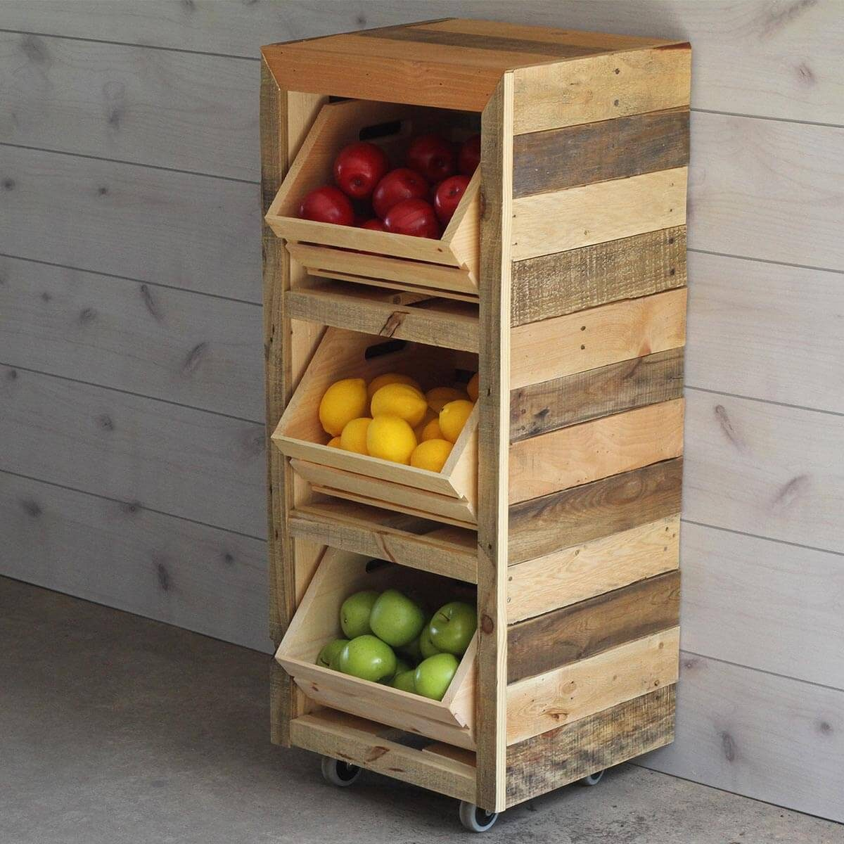 Build a Produce Storage Unit with Crates  The Family Handyman