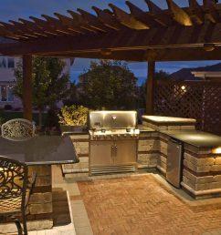 12 ideas for lighting up your deck the family handyman light bulb wiring backyard kitchen pergola [ 1200 x 1200 Pixel ]