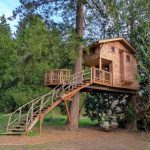 50 Diy Treehouses Made From Reclaimed Materials